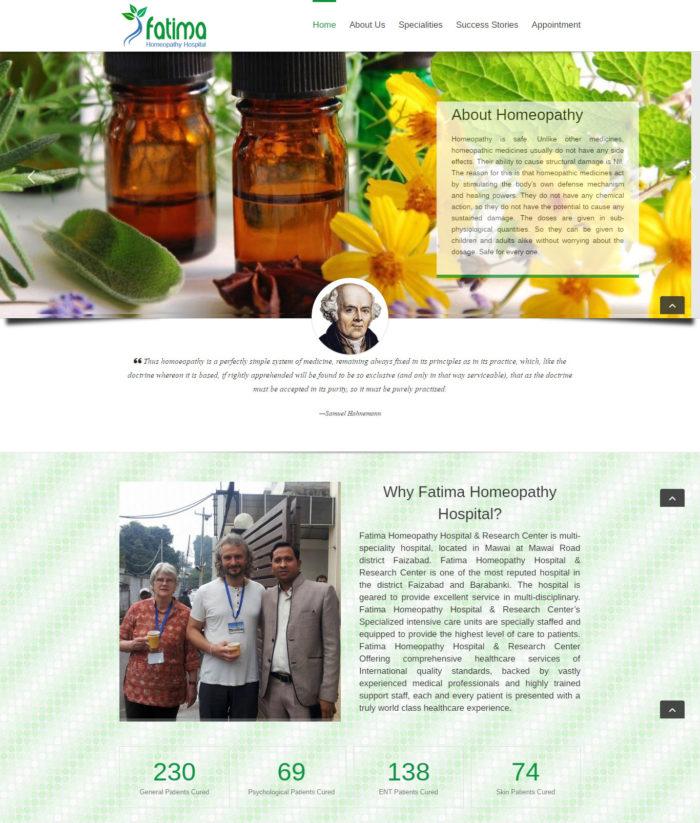 Fatima Homeopathy Hospital