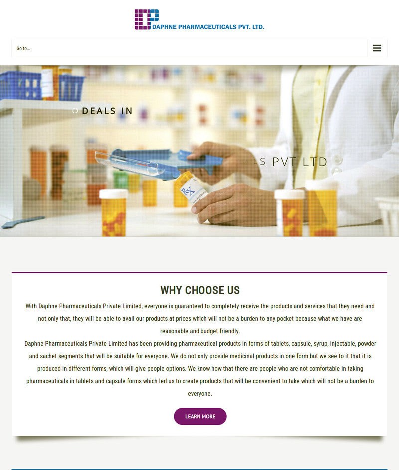 Daphne Pharmaceuticals Private Limited